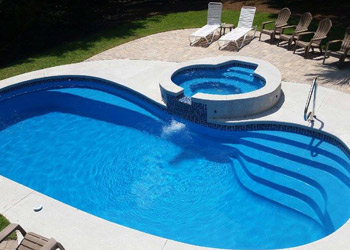 Fiberglass Swimming Pool Models Tallahassee Pools Florida